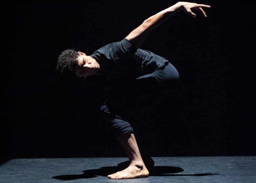 Magnetic … Carlos Acosta.