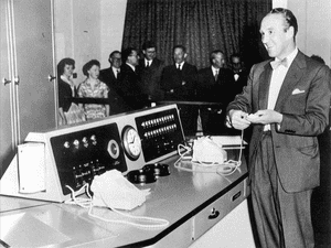 Ernie – the Electronic Random Number Indicator Equipment – was invented in 1956