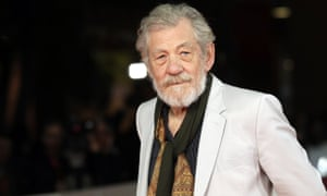 'I deeply regret my careless remarks and apologise unreservedly for any distress I caused' ... Ian McKellen.