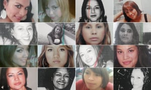 Impunity has consequences': the women lost to Mexico's drug