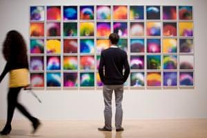 Auras: Homage to Marcel Duchamp by Susan Hiller at Tate Britain, 2011.