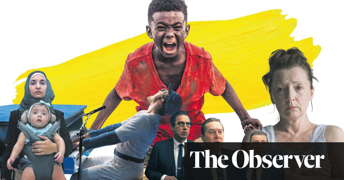 Mark Kermode's best films of 2019