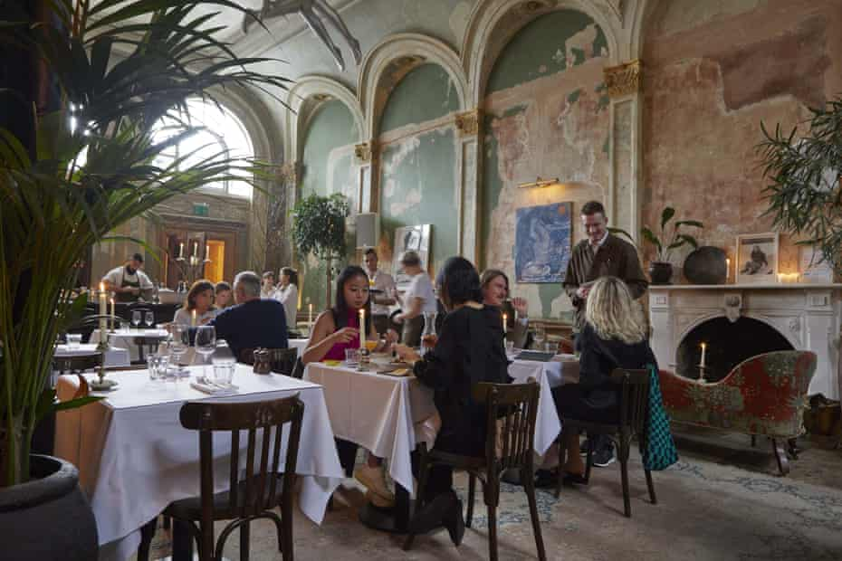 Sessions Arts Club, London EC1: 'Enormous, imposing and rather fabulous.'