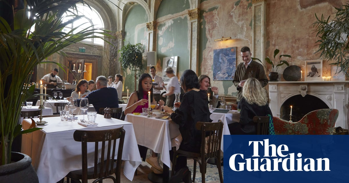 Sessions Arts Club, London EC1: 'Decadent and sexy' – restaurant review