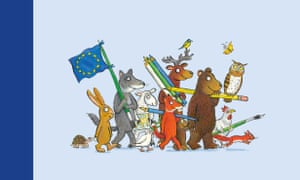 Drawing Europe Together: Forty-five Illustrators, One Europe, with a foreword by Axel Scheffler