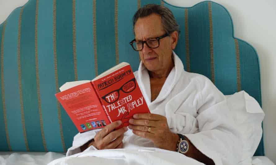 Write Around the World With Richard E Grant
