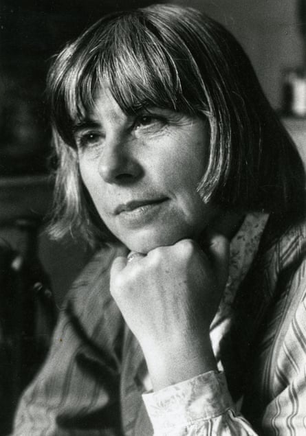 Portrait of Ann Jellicoe by her husband, the photographer Roger Mayne