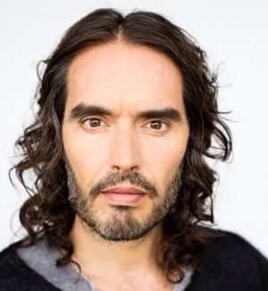 Russell Brand I Still Have This Ambitious Drive But Now Know If Give That To My Ego Contend With It Wreaks Havoc Photograph Harry