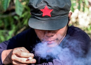 The NPA had about 60 fighters, nine automatic rifles and 26 single-shot rifles and pistols when it was established in 1969