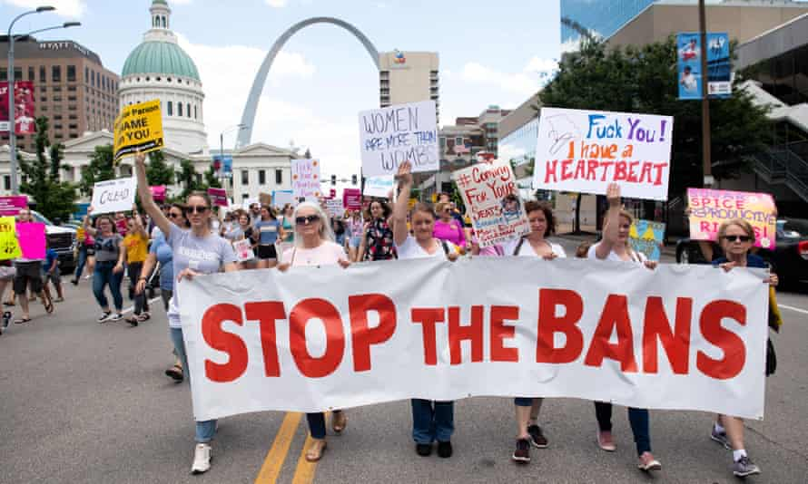 access to legal abortion is being curtailed in many states across the US.