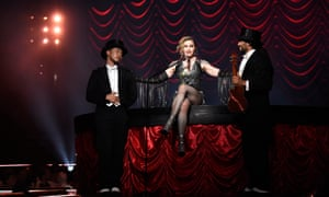 Madonna's Rebel Heart tour is in Australia until 20 March
