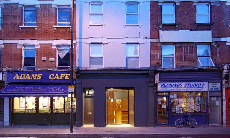 Noiascape latest co-living project, High Street House, centre.