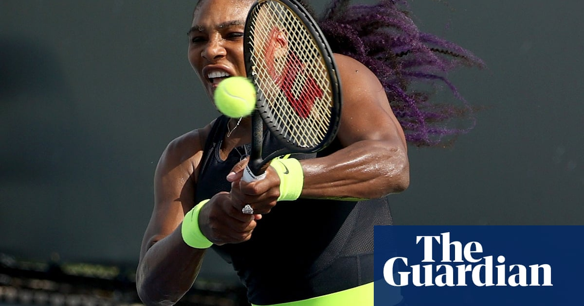 Serena Williams rejects idea 24th title would be cheapened by thin field
