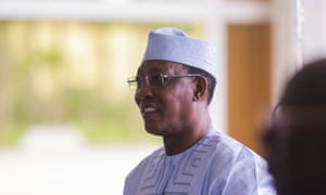 President Idriss Déby Itno