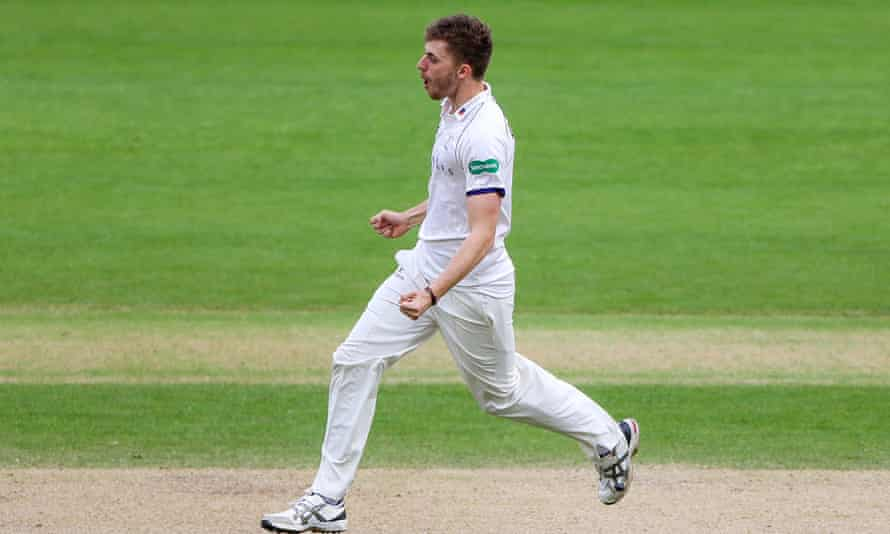 Ben Coad's six wickets helped Yorkshire to victory at Canterbury.