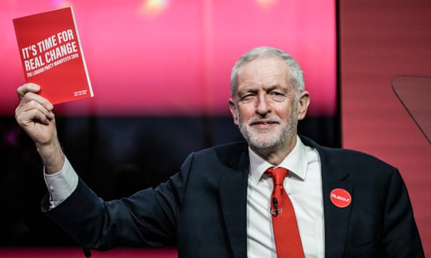 Jeremy Corbyn's Labour manifesto harks back to the 1940s | General election 2019 | The Guardian