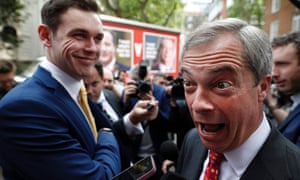 Nigel Farage was 'accentuating [people's] fear for political gain', Justin Welby told the home affairs select committee.