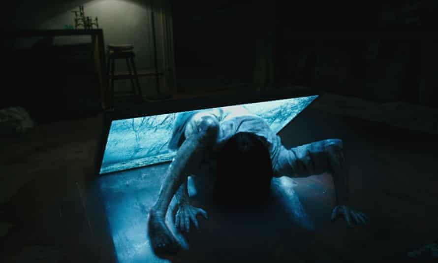 Bonnie Morgan as Samara in Rings.