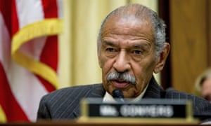 'My legacy can't be compromised or diminished in any way by what we are going through now,' Conyers said Tuesday.