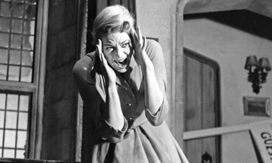 An invincible hit … Mary Law in The Mousetrap in 1957.