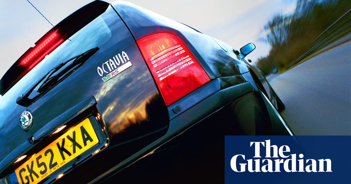 Skoda 'writes off' my six-year-old £20,000 car when it