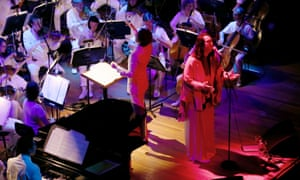 Antony and the Johnsons performs with the Tasmanian Symphony Orchestra on 16 June.