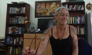 Fiona MacKeown in Panaji, Goa, on Thursday.