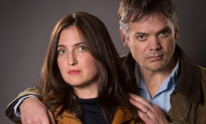Helen and Rob Titchener from The Archers