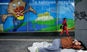 Greek debt crisis: 'People can't see any light at the end of