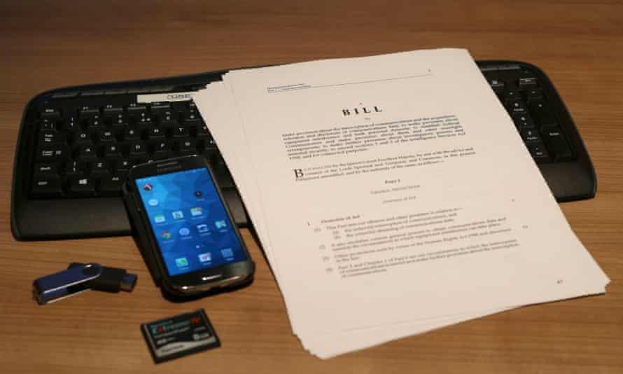 The Investigatory Powers Act