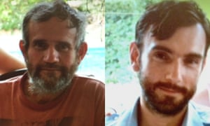 Hunt for fugitive father and son Gino and Mark Stocco shifts to NSW