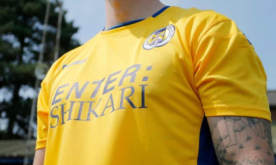 Enter Shikari are sponsoring St Albans City for the 2020-21 season.