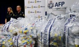 Liquid methamphetamine disguised in various packaging
