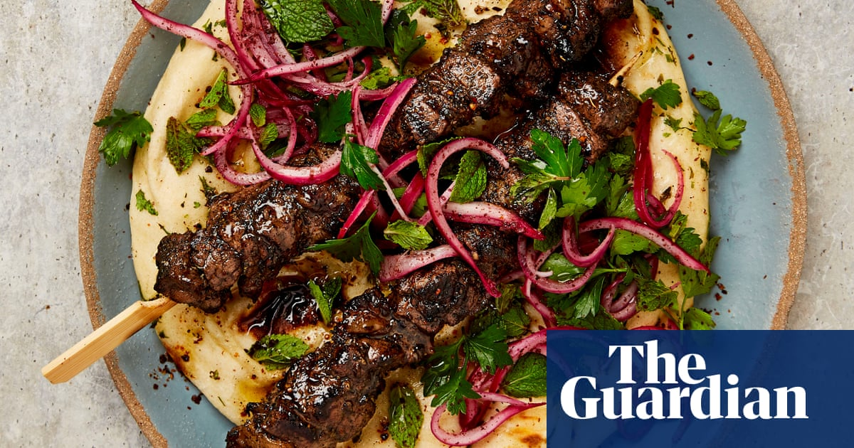 Yotam Ottolenghi's Middle Eastern recipes | Food | The Guardian