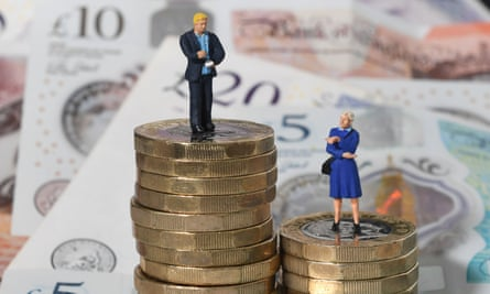 The most recent statistics reveal a widening of inequality in public sector pay.