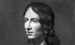An oil painting of Emily Bronte