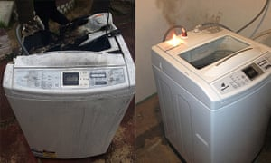 How dangerous is your washing machine? | Technology | The