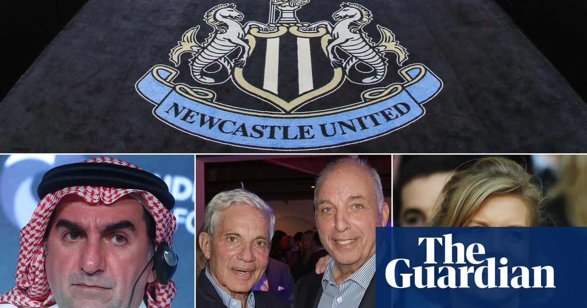 Newcastle takeover: a guide to the new key figures at St James' Park