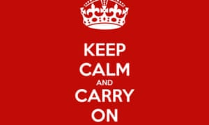 the full story behind wartime keep calm and carry on posters