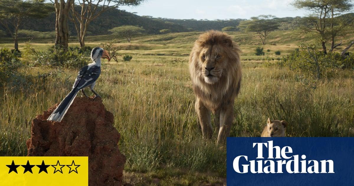 The Lion King Review Resplendent But Pointless Film