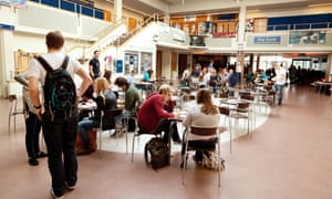 Student canteen