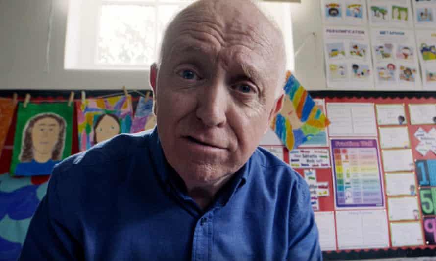 Patrick Sandford in Groomed.