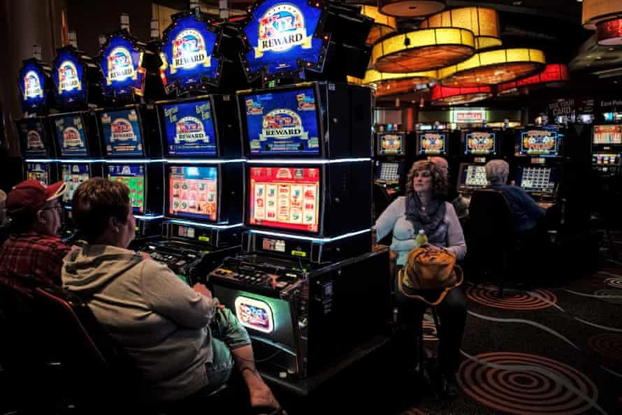 The Wild Horse Pass casino.