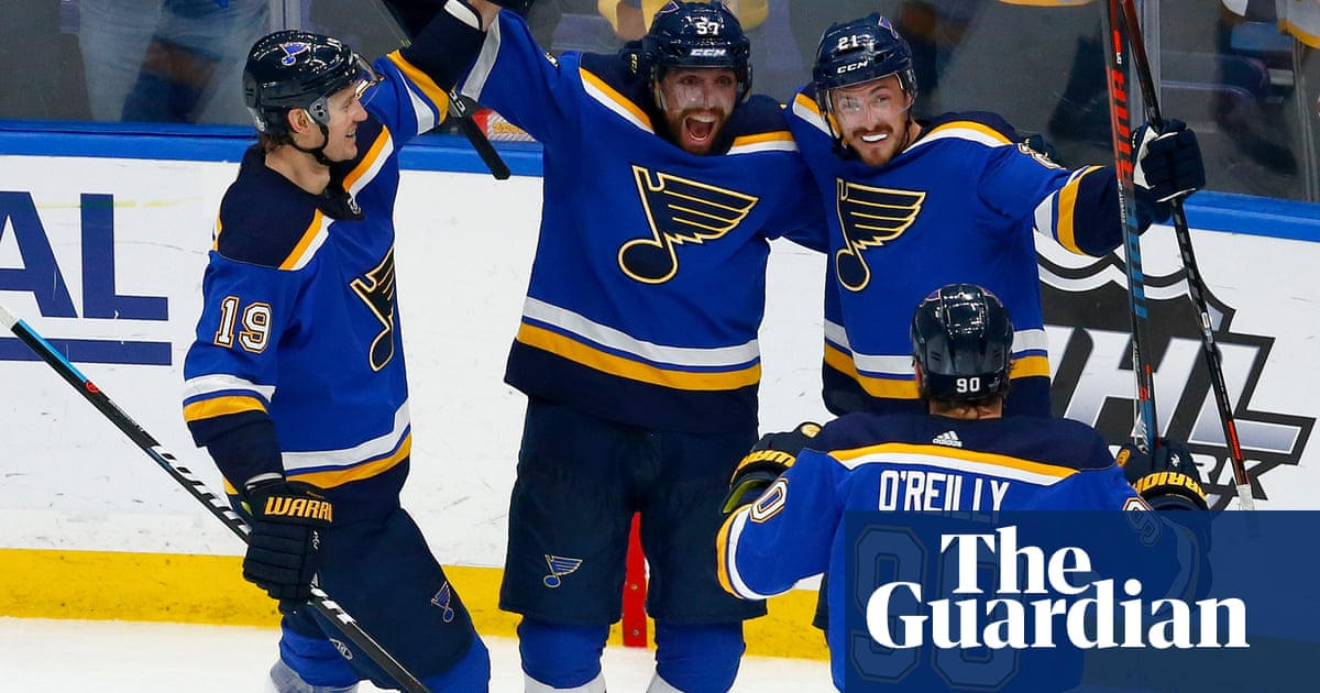 08b7af86c39 St Louis Blues make Stanley Cup final for first time in 49 years ...