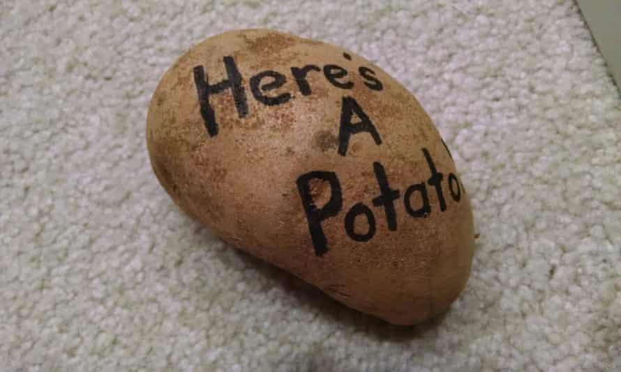 mysterypotato potato