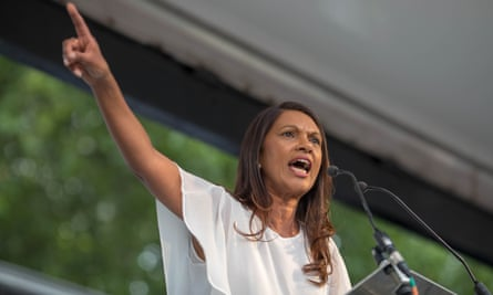 Gina Miller has launched Remain United, a tactical voting website.
