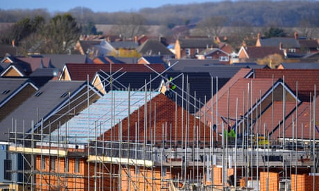 Covid-19 hinders government hitting 'ambitious' target for new homes