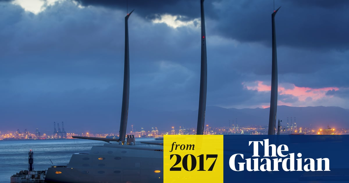 Superyacht Impounded In Gibraltar Business The Guardian