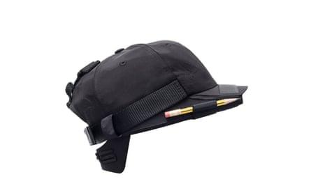 A Nasir Mazhar cap