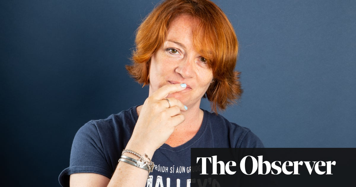 Eimear McBride: 'Women grapple with shame because we're held to a higher standard'